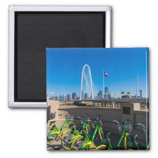 Imã Bicicletas e Dallas