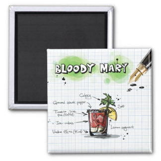 Imã Bloody Mary