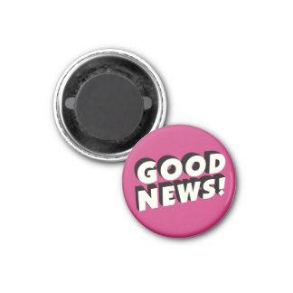 Imã Boa notícia!