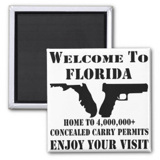 Imã Boa vinda à casa de Florida a 4.000.000+ Licenças