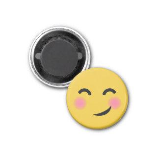 Imã Bonito & minúsculo você obteve-me o emoji de cora