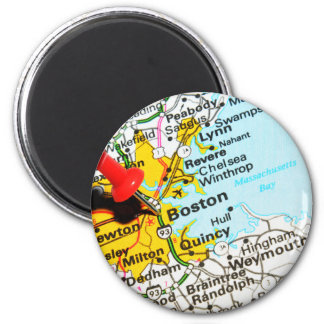 Imã Boston, Massachusetts