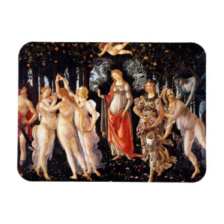 Ímã BOTTICELLI - Primavera 1482