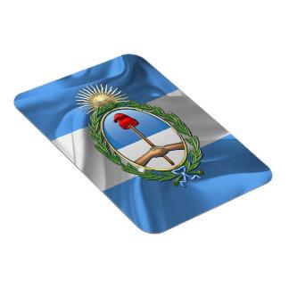 Ímã Brasão de Argentina