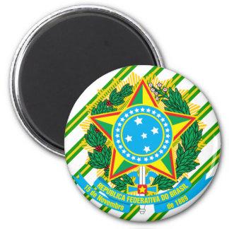 Imã Brasão de Brasil