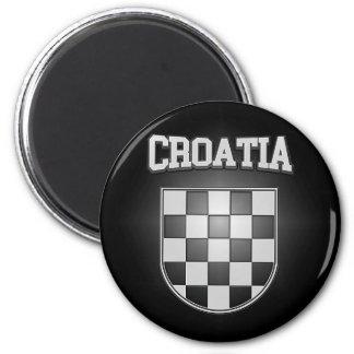 Imã Brasão de Croatia