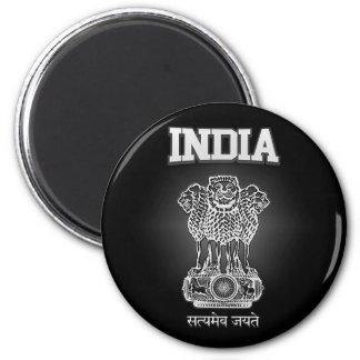 Imã Brasão de India
