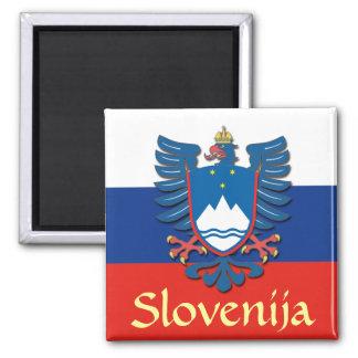 Imã Brasão de Slovenia