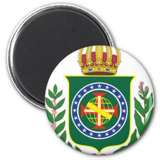 Imã Brasão Império do Brasil
