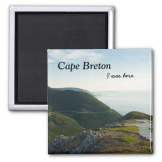 Imã Bretão de Capre (fuga da skyline)