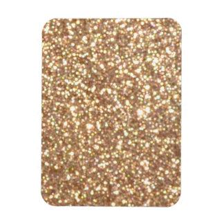 Ímã Brilho metálico do ouro cor-de-rosa do cobre