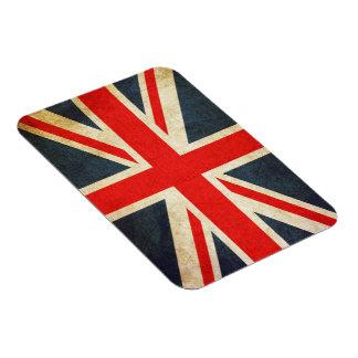 Ímã britânico da foto de Flexi da bandeira de
