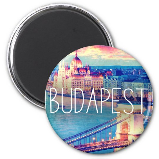 Imã Budapest, vintage poster