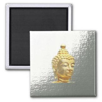Imã buddha na prata
