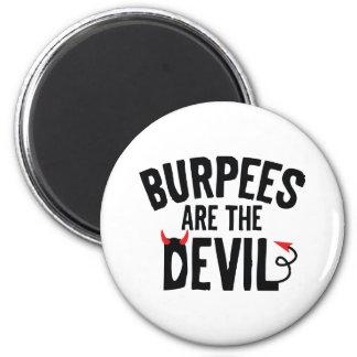 Imã Burpees é o diabo