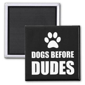 Imã Cães antes dos gajos engraçados