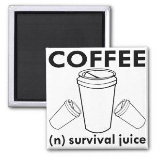 Imã Café (n) suco da sobrevivência