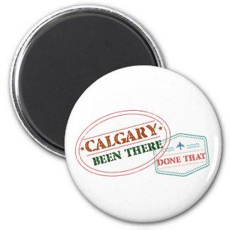 Imã Calgary feito lá isso