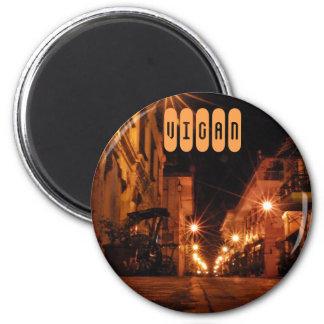 Imã Calle Crisologo em Vigan