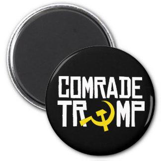 Imã Camarada Trunfo -- Design do Anti-Trunfo --