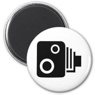 Imã Câmera isolada da velocidade
