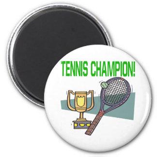 Imã Campeão do tênis