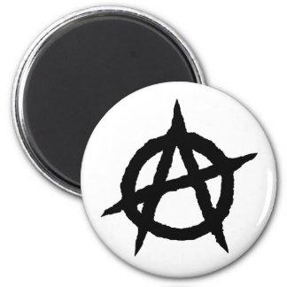 Imã Caos do sinal da cultura da música do punk do