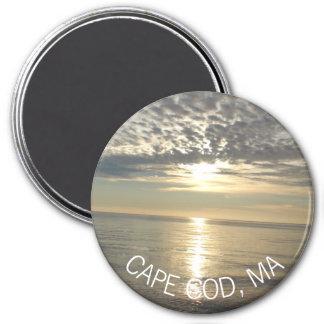 Imã Cape Cod, ímã da lembrança de Massachusetts