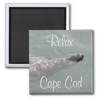 Imã Cape Cod, relaxa o ímã de flutuação do selo