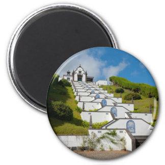 Imã Capela em ilhas de Açores