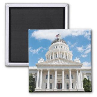 Imã Capitólio do estado de Califórnia em Sacramento