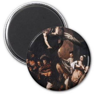 Imã Caravaggio - os sete trabalhos da pintura do