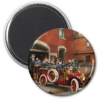 Imã Carro de bombeiros - o esquadrão 1911 do vôo
