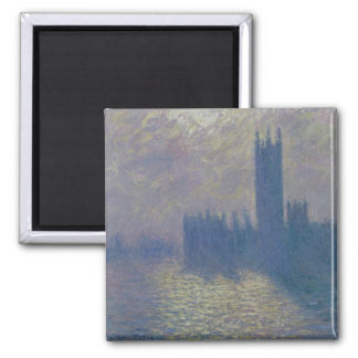 Imã Casas de Claude Monet | do parlamento, céu