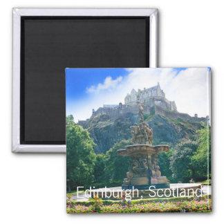 Imã Castelo de Edimburgo, Scotland