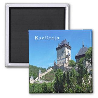 Imã Castelo de Karlstejn. Vista 2.