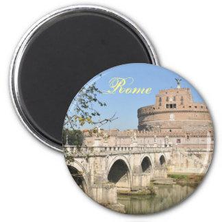 Imã Castelo de Sant'Angelo em Roma, Italia