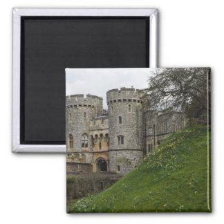 Imã Castelo de Windsor em Windsor Inglaterra