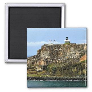 Imã Castillo San Felipe del Morro Farol