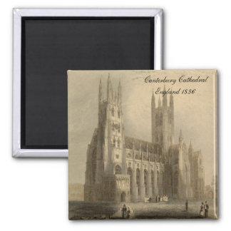 Imã Catedrais de séries de Inglaterra: Canterbury 1836