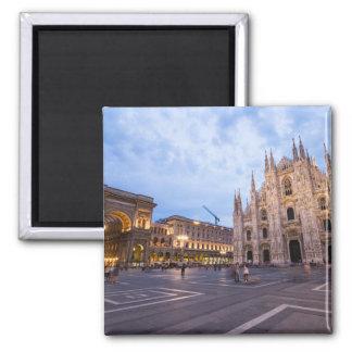 Imã Catedral de Milão, viagem de Italia