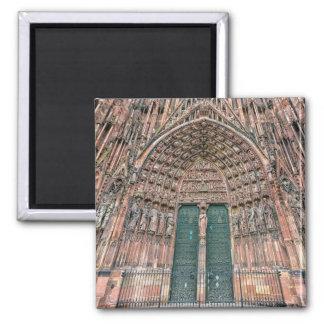 Imã Cathedrale Notre-Dame, Strasbourg, France
