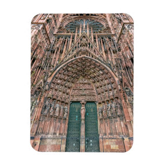 Ímã Cathedrale Notre-Dame, Strasbourg, France