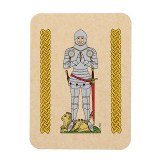 Ímã Cavaleiro inglês, cerca de 1430