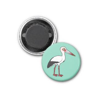 Imã Cegonha de Birdorable Maguari