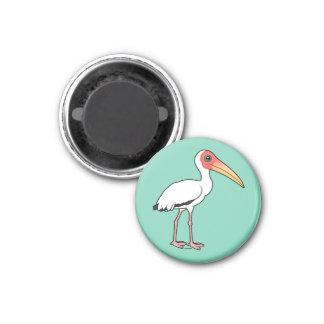 Imã Cegonha leitosa de Birdorable
