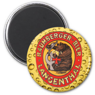 Imã Cervejaria Baumberger Langenthal íman