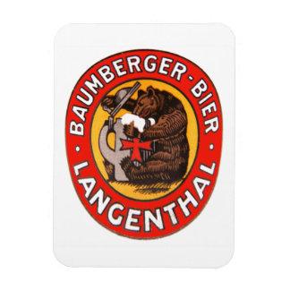 Ímã Cervejaria Baumberger Langenthal íman