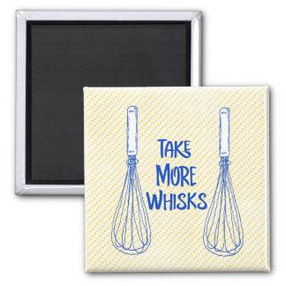 Imã Chalaça do divertimento: Tome mais Whisks