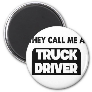 Imã chamam-me um camionista